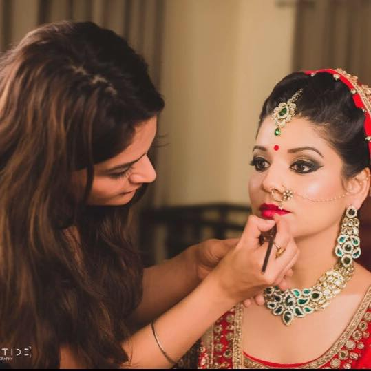 Indian Bridal Makeup Tips you Just Can\'t Miss - Blog - Sohni Juneja