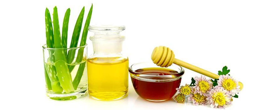 aloe-vera-coconut-oil-and-honey-hair-mask