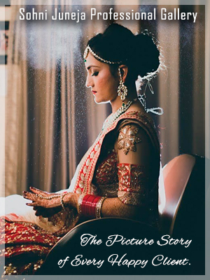 Bridal Makeup Artist South Delhi