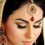 bridal make over