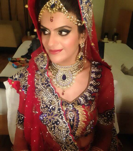 Hot Trend for indian bride